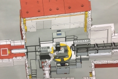The IMAT blockhouse