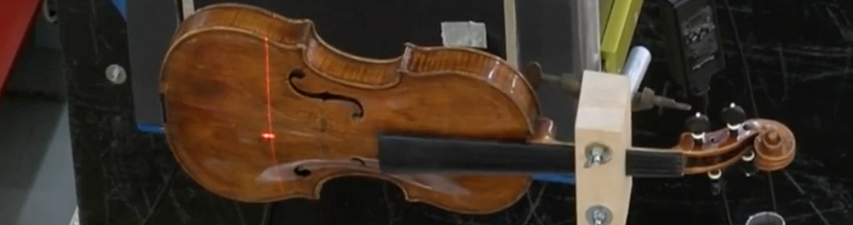 Neutrons meet ancient violins and Egyptian artefacts