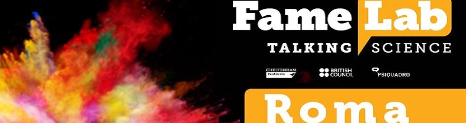 FameLab 2019: il primo talent della scienza